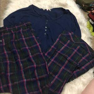 VS pajama set